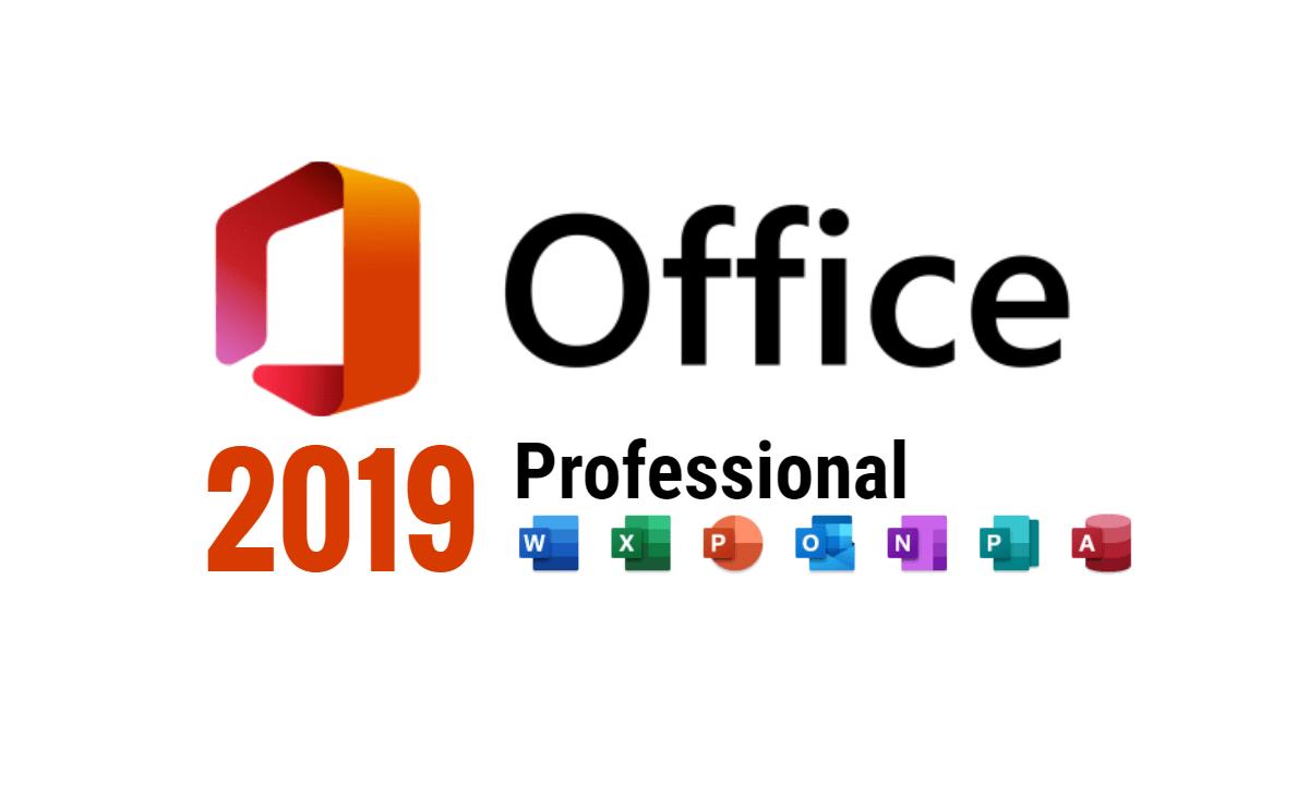 Microsoft Office 2019 Professional ISO