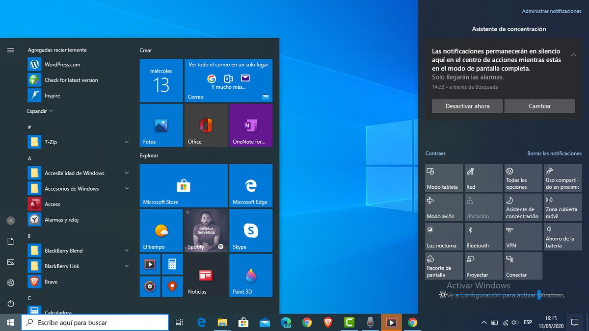 Windows 10 Pro y Home