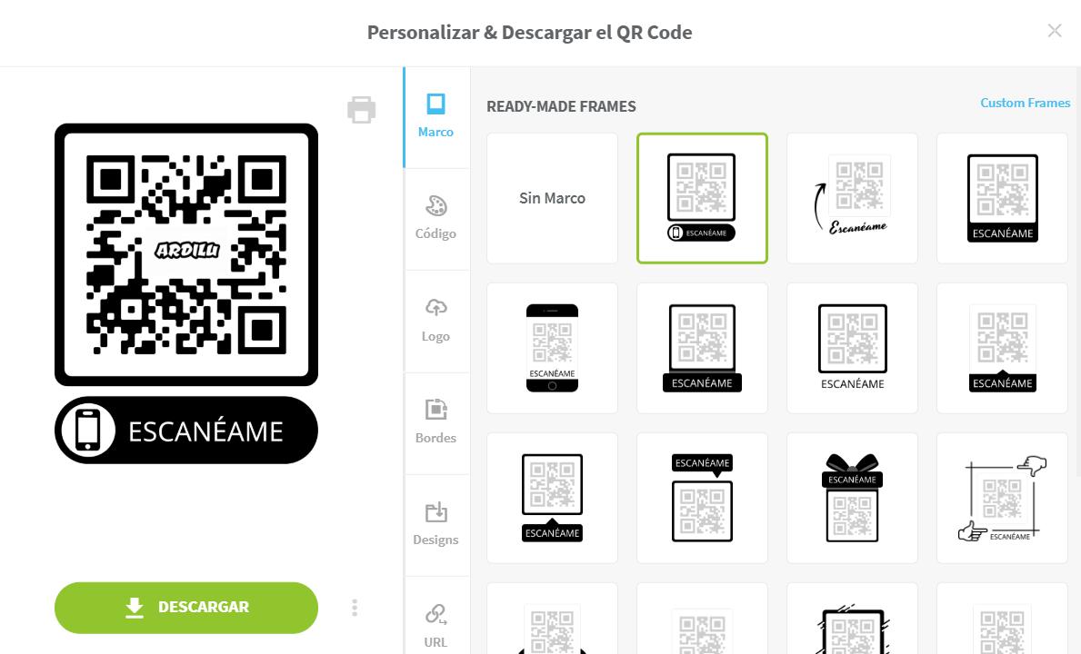 QR Code Generator