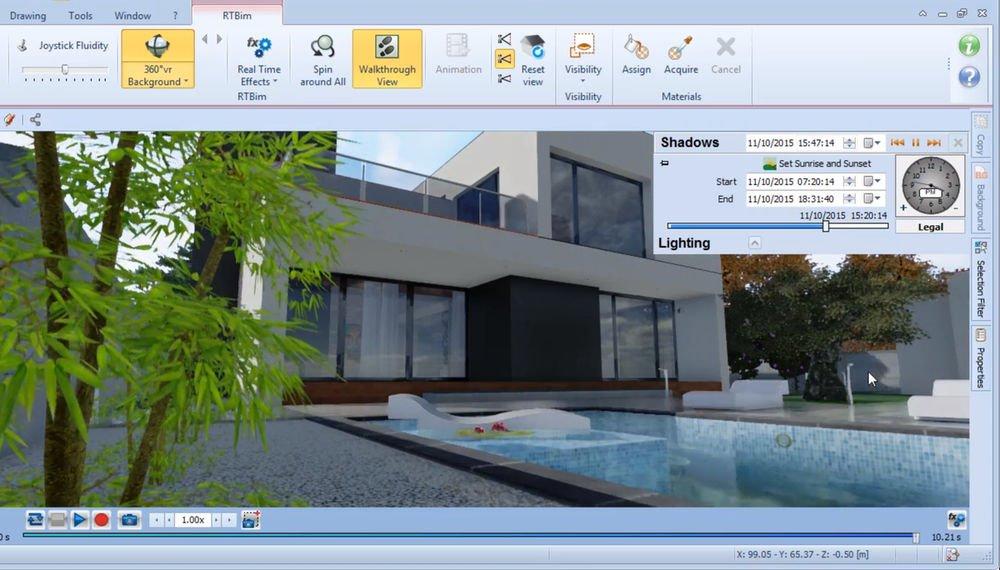 Edificius diseño 3D BIM