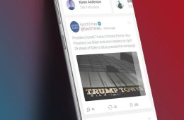 Parler app Android red social