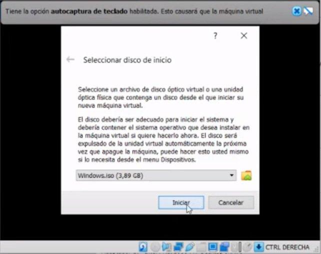 ISO de Windows 10