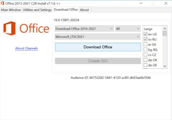Instalar Office gratis