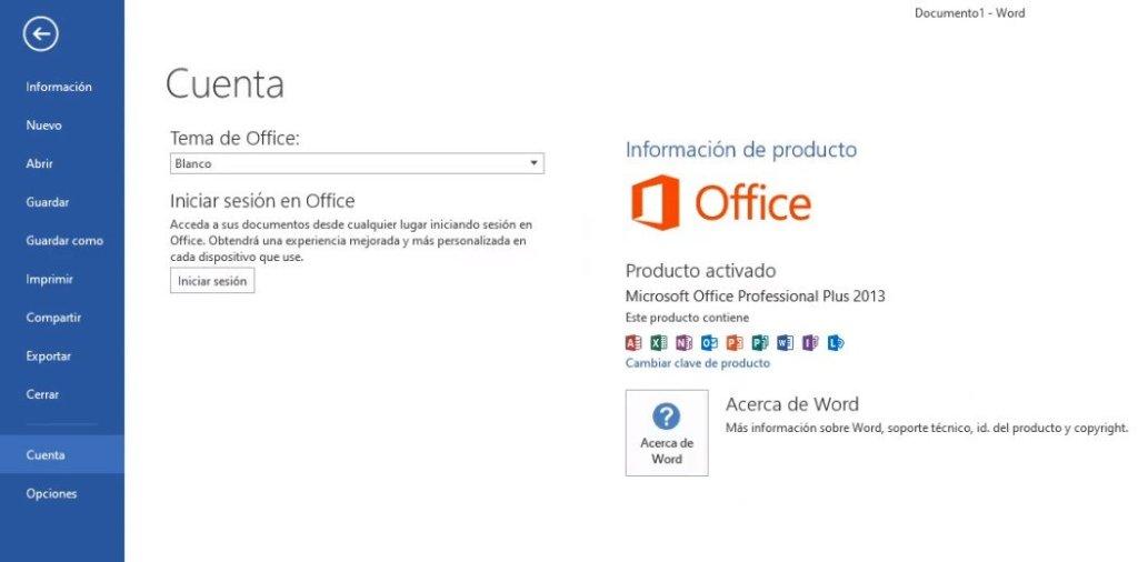Office 2013 gratis