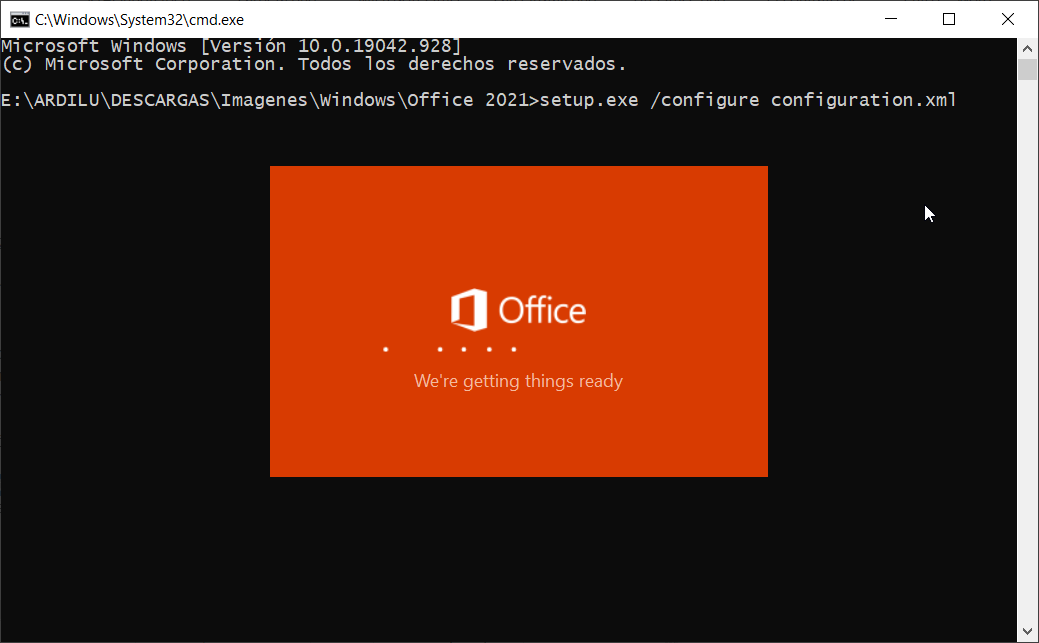 Office Deployment Tool (ODT)