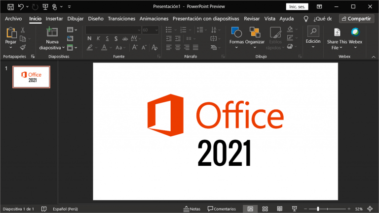 Descargar Office 2021 gratis PC y Mac