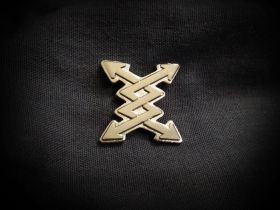 Blitzshield Silver Pin