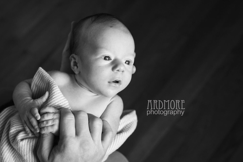 Sweet Baby L  WinstonSalem Newborn Photographer  Ardmore Photography