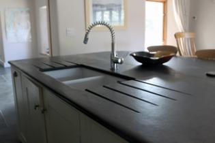kitchen tops tall wall cabinets slate worktops and brazilian work surfaces sink worktop with belfast