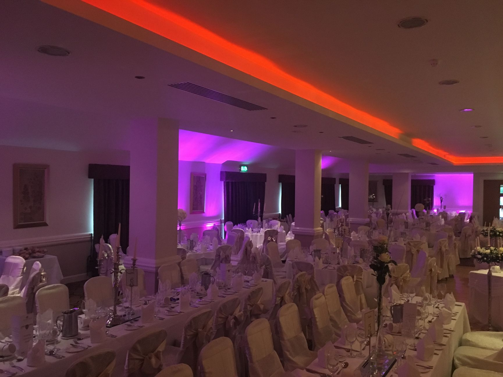 wedding chair covers galway kohl s child rocking packages | ard ri hotel venue tuam