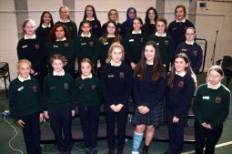 Student Council representative for 2018- 2019 in Ardscoil Mhuire Ballinasloe(4)