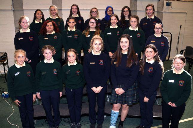 Student Council representative for 2018- 2019 in Ardscoil Mhuire Ballinasloe(4)