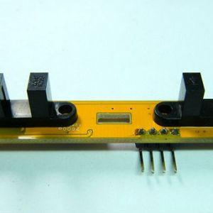 Doppio Sensore di Velocità Tachimetro conteggio impulsi tramite infrarossi