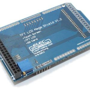 Partial Pressione of 3.2' Mega Touch LCD Scheda Espansione, Shield - IC TFT01