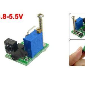 The Infrarossi Digitale Evitamento Ostacolo Sensore ultra-piccolo 3-100cm Regolabile current 6ma