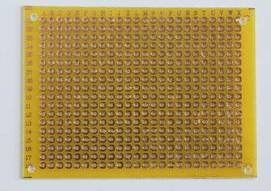 Singel sided tin-plated universal board, 5x7cm thickness 1.6 quality fiberglass board, HASL million board, test board (5X7)