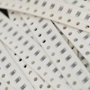 0805 Resistor Kits,0R-100R,10 Pezzi of 27kinds