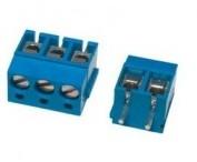 4 Pezzi DG300 Morsetto a vite Block 3 Posizioni 5mmDG300 Morsetto a vite Block 3 Posizioni 5mm