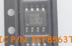 3 Pezzi PCF8563T IC Circuiti Integrati