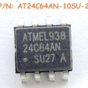 4 Pezzi AT24C64AN-10SU-2.7 IC Circuiti Integrati