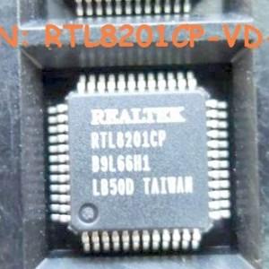 3 Pezzi RTL8201CP-VD-LF IC Circuiti Integrati