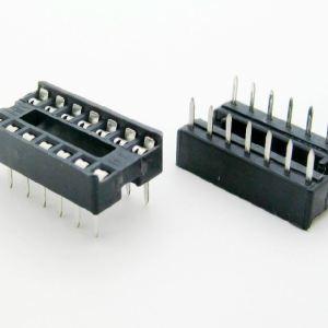 10 Pezzi 14P IC socket