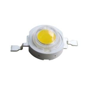 2 Pezzi Chip Led 1W Bianco Freddo 350MA 6000 - 6500K 3.2V - 3.4V