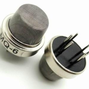 MQ-6 MQ6, liquefied petroleum gas Sensore