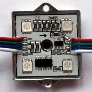 3232-4 Pezzi 5050RGB LED driver IC-WS2801