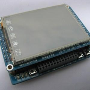 STM32 STM32F103RBT6 Scheda di Sviluppo w/ 2.8&quot, TFT LCD Touch Schermo