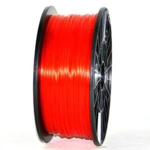PLA 3.00mm 1KG 3D printer consumables red HIGH QUALITY GARANTITA SU MAKERBOT, MULTIMAKER, ULTIMAKER, REPRAP, PRUSA