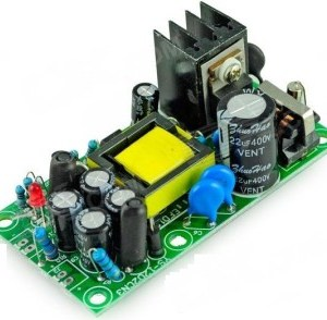 Alimentatore Isolato convertitore step down doppio output Voltaggio 12V 1A and 5V 1A