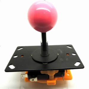 RED Ball Handle Arcade Joystick flying joystick