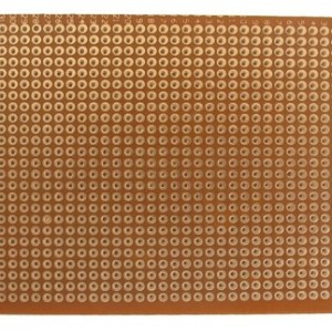 7x9cm Universal Single Side Copper Panel Prototipo PCB Board
