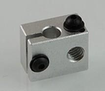E3D V6 Heating Alluminio Block per Stampante 3D