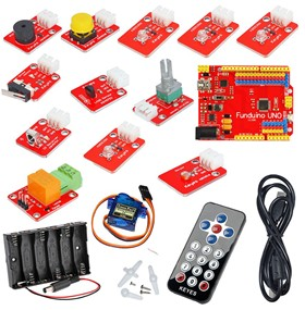 H028 Electronic blocks kit for MIND