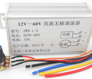 PWM pulse high power DC Motore speed controller driver board 12V24V36V48V60V 10A 600W