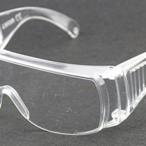 Transparent Soldering Safety Glasses