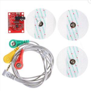 3.3V ECG Monitor Sensore Modulo per Arduino
