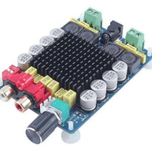 TDA7498 Class D 2X100W Dual-Channel Audio Stereo Digitale Scheda di amplificazione