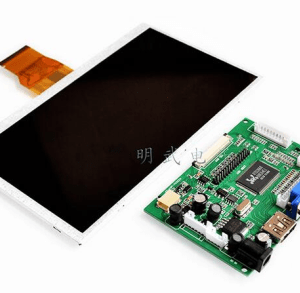 7 Inches Raspberry Pi LCD Display Schermo TFT Monitor AT070TN90 with HDMI VGA Input Driver Board Controller