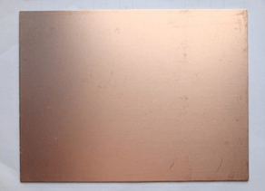 Single Size 15*20CM Fiberglass Laminate FR4 Copper Clad Circuit Board PCB Thick 1.2