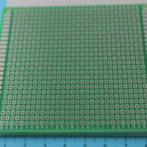 7*9cm Double Side Prototipo PCB Universal Printed Circuit Board