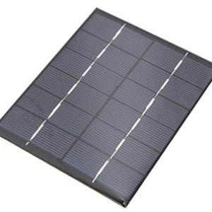 2W Pannello Solare 136*11MM