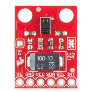 APDS-9960 - RGB and Gesture Sensore