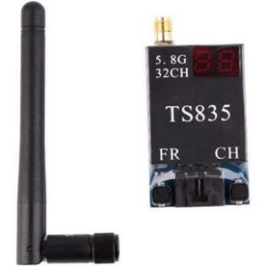 TS835 5V FPV 5.8G 600MW 32CH 7-28V Wireless AV Audio Video Transmitter