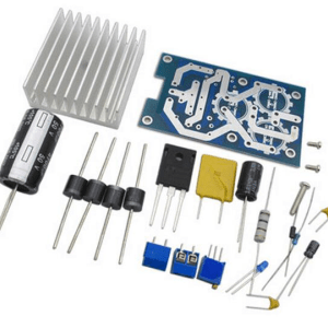 LT1083 Regolabile Regulated Modulo di Alimentazione Parts and Components DIY Kit