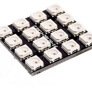 CJMCU2816 WS2812B 4*4 16 Pezzi RGB LED