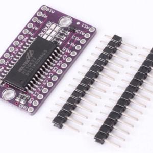 HT16K33 16X8 LED Dot Matrix Driver Modulo Breakout Board I2C