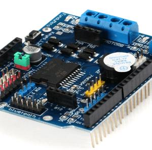 5V L298P Motore Drive Shield board per Arduino